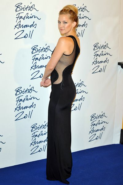 Kate Hudson, Kate Moss at British Fashion Awards