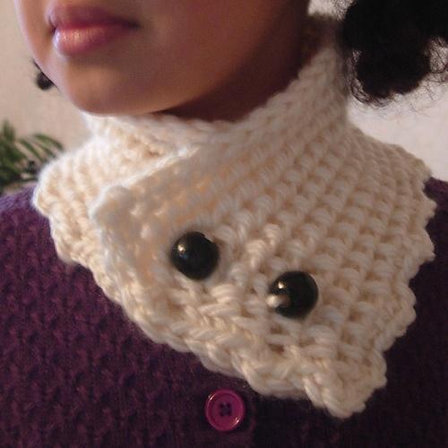 Crochet Stitches Tc : ... scarflette by Pyogazel - TC Crochet Patterns & Tutorials P