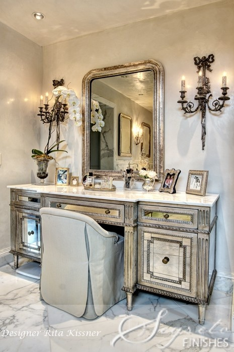 French Country Vanity Lights : French vanity someday Pinterest