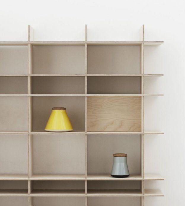 Shelves Plywood Pinterest
