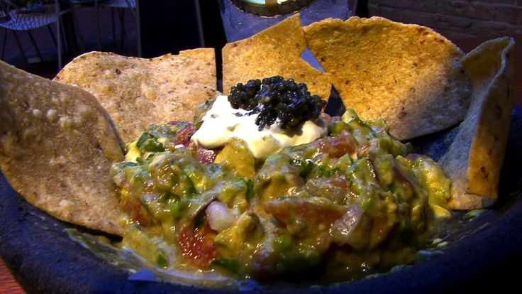 Guacamole with a Russian twist | Foodie | Pinterest