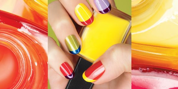 Great manicure idea | Manis and Pedis | Pinterest