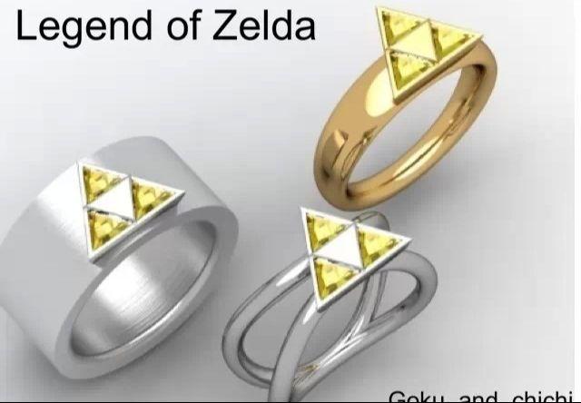 Zelda wedding ringZelda Wedding Ring