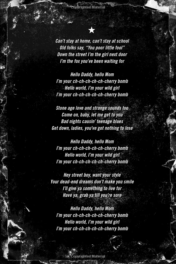 lyrics last night a dj: