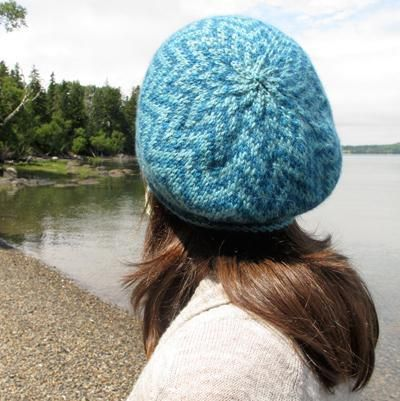 Easy Knitting Pattern For Toque : FREE KNITTING PATTERN OF A TOQUE   KNITTING PATTERN