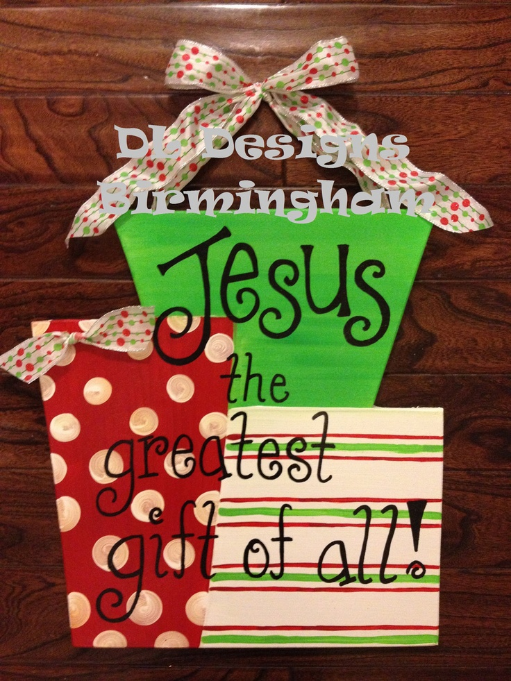 Christmas gifts jesus the greatest gift of by dldesignsbirmingham