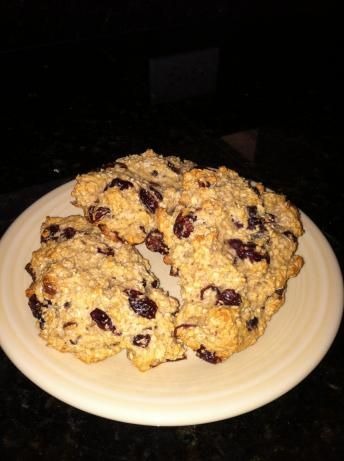 Maple Oat Scones used the Germantown Maple Syrup, plenty of currants ...