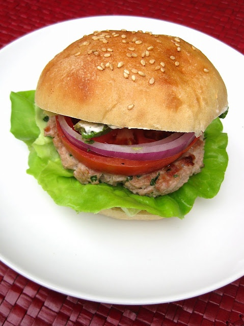 chipotle turkey burgers | finally made a cooking board | Pinterest