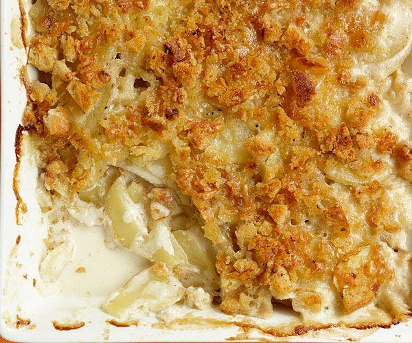 Potato Gratin recipe from Fine Cooking magazine.