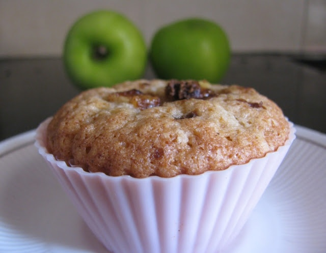 Apple Cinnamon Muffins | Cupcakes and Muffins | Pinterest