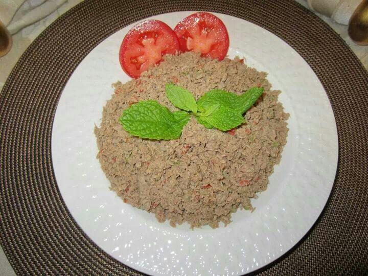 Salpicon (Nicaraguan Minced Meat) Recipe — Dishmaps
