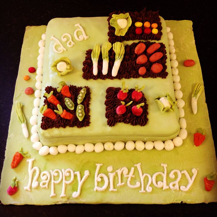 Bday Cake Images For Dad : Dads birthday cake Cake Pinterest