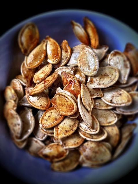 Sweet And Salty Toasted Pumpkin Seeds - Easy And Addictive Recipes ...