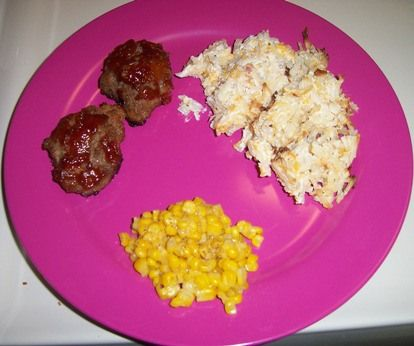 Kind of Meatloaf - 30 Minute Mini Meat Loaves made with ground beef ...