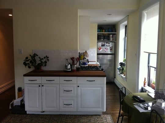 Small space kitchen solution favorite places amp spaces pinterest