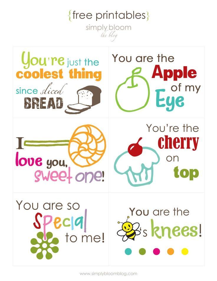 valentine notes templates