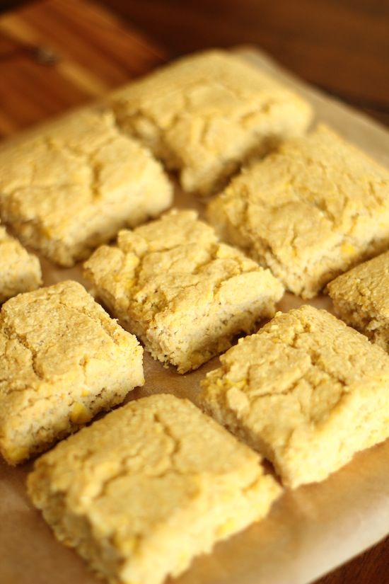 Golden Sweet Cornbread - Gluten Free & only 1 weight watchers plus ...