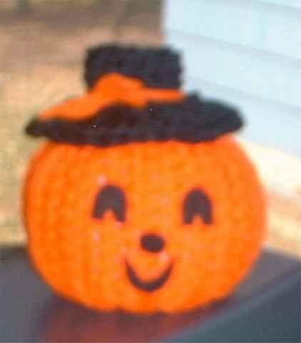 New Pattern ~ Crochet Pumpkin Bag « Crafts « Zoom Yummy