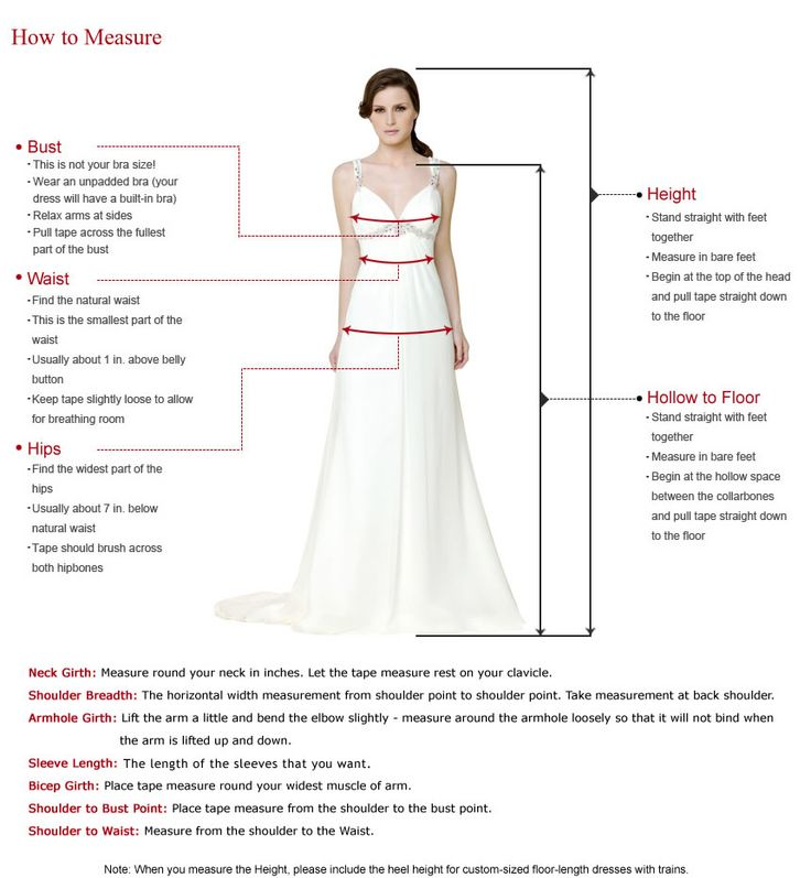 Wedding Dress Body Shape Guide