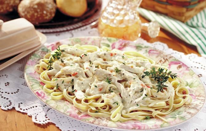 Slow-Cooker Chicken Alfredo | I Collect Recipes 2013 | Pinterest