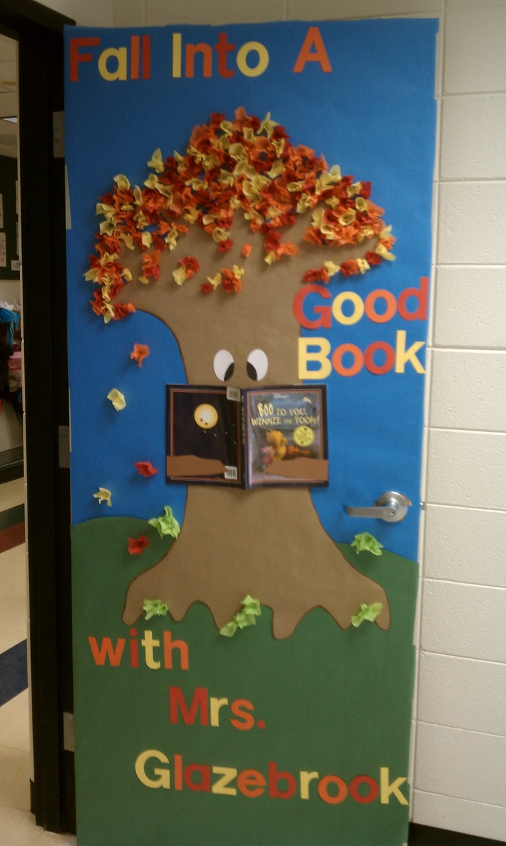 Classroom Door Decoration Ideas For October ~ Classroom door decorations testing