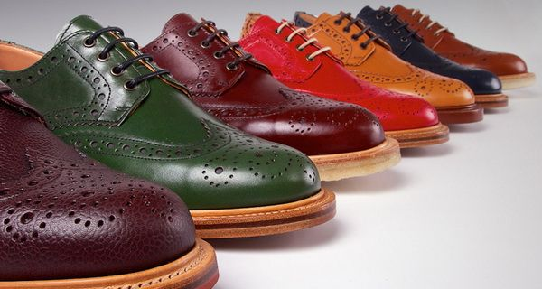 Sanders shoe factory at Northampton UK
