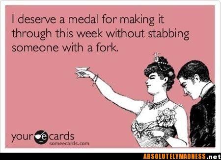 @Victoria Munoz I think we both deserve a medal!