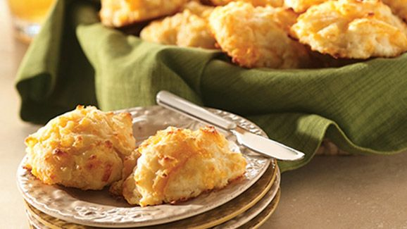 Cheese Drop Biscuits | Recipes to Try | Pinterest