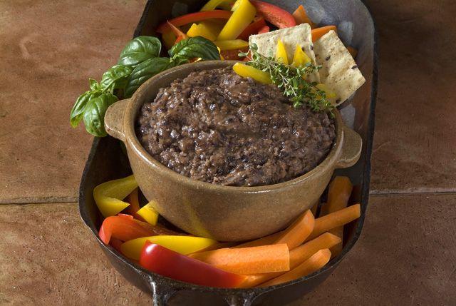 Easy Black Bean Dip Recipe | Food | Pinterest