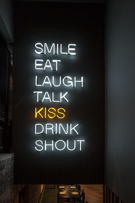 Neon Quotes Quotesgram