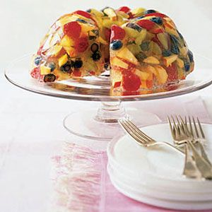 Sparkling Jewel Gelatin | Recipe