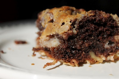 German Chocolate Upside Down Surprise Cake Recipes — Dishmaps