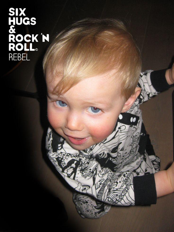six hugs rock 39 n roll rebel six hugs rock 39 n roll pinterest. Black Bedroom Furniture Sets. Home Design Ideas