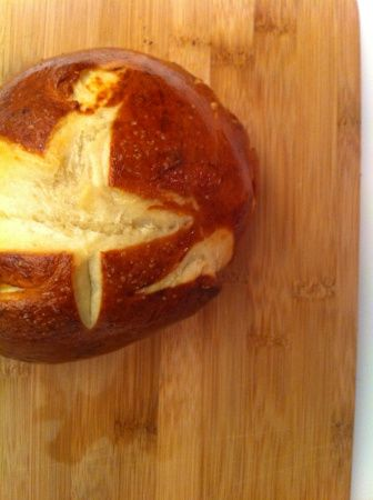 Homemade Pretzel Bread | Breakfast, Breads, and Muffins | Pinterest