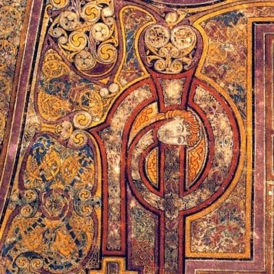 E Book Of Kells The Book of Kells, ca. 800 c.e. | Art | Pinterest