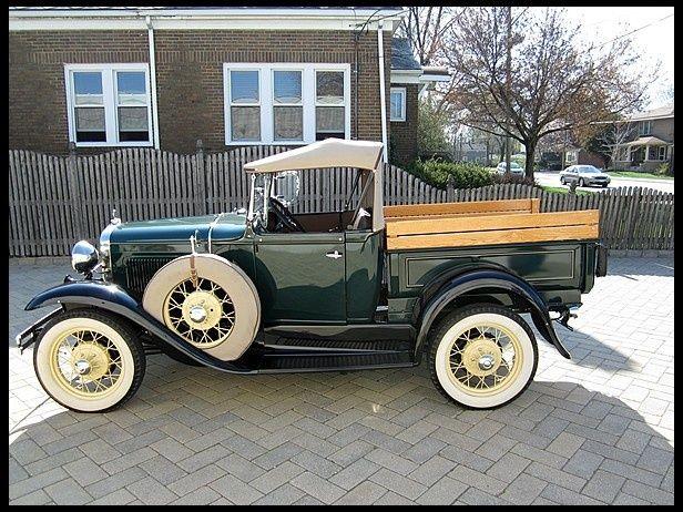 1930 Ford Model A Roadster Pickup | Cars | Pinterest