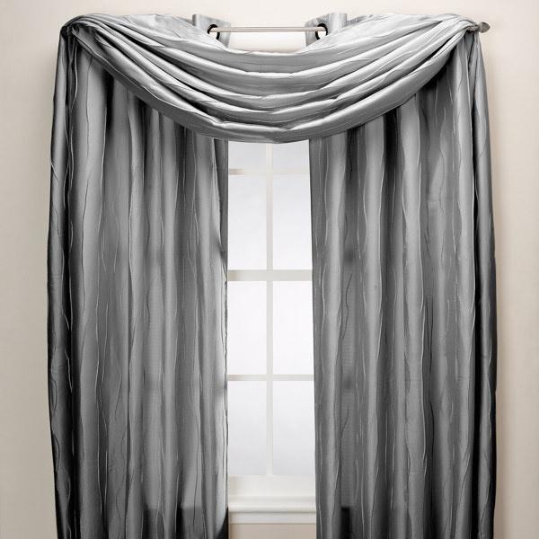 Venice Scarf Valance - Bed Bath & Beyond | Bedroom | Pinterest