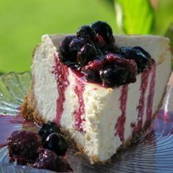 Chantal's New York Cheesecake Allrecipes.com