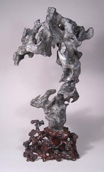 Chinese scholar's rock.