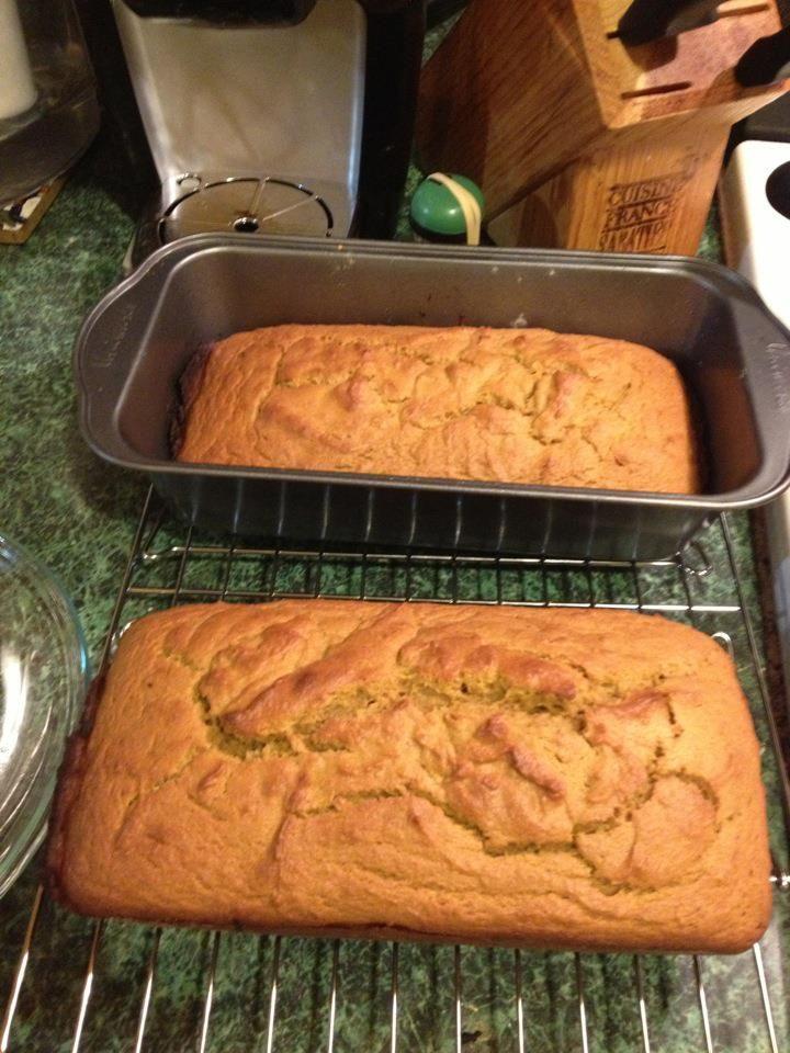 Pumpkin Gingerbread sounds soo good ! | Breads | Pinterest