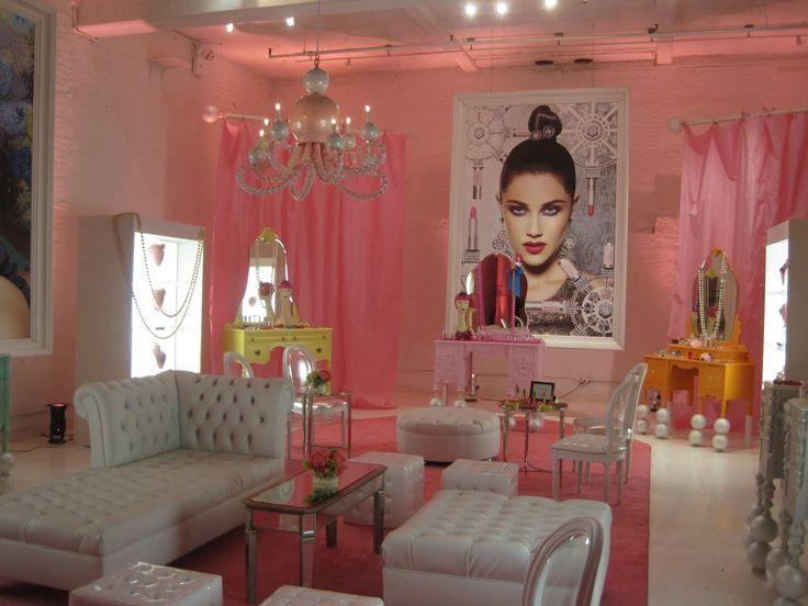 makeup room decor   Great Closets  amp  Vanities   Pinterest