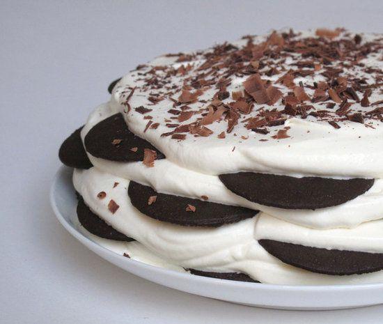 Old-Fashioned Icebox Cake | Recipe