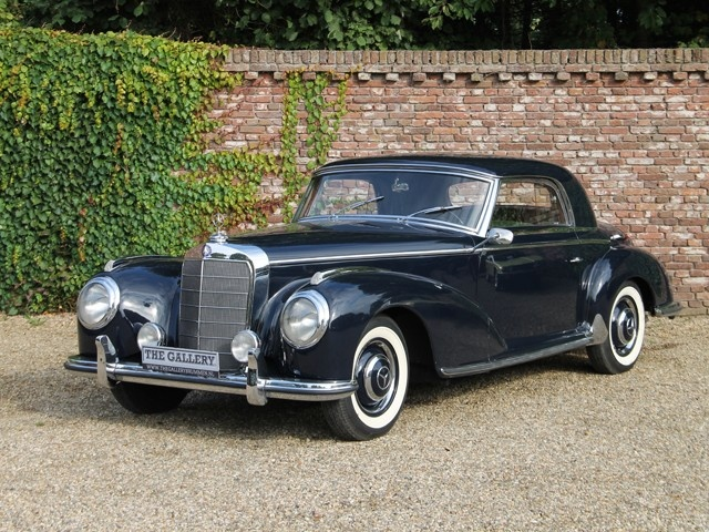 1953 mercedes benz 300 s coupe cars pinterest for 1953 mercedes benz