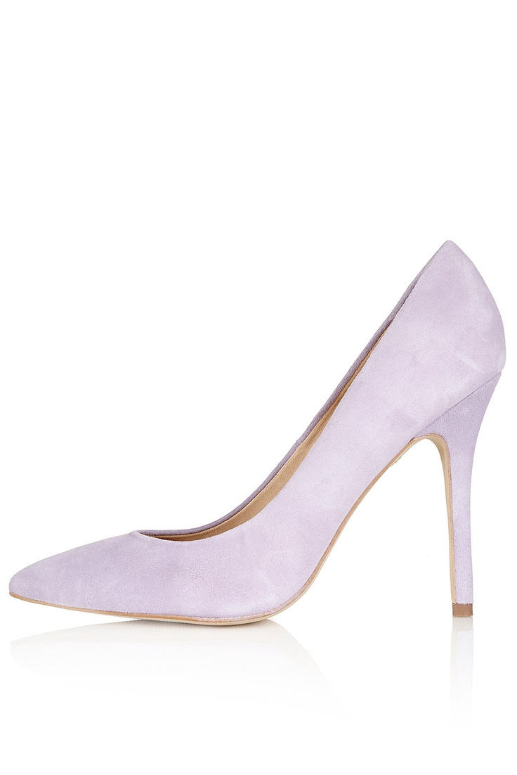 These are such a pretty colour for prom. #TopshopPromQueen #Topshop #shoes #lilac
