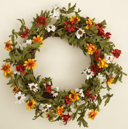 French Country Wreaths