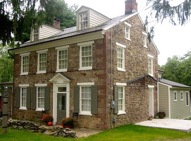 Old stone farmhouse 3 Farm houses and renovations