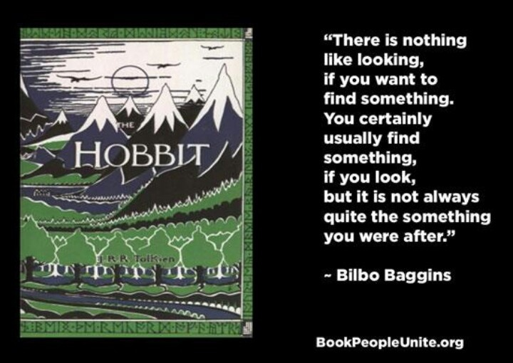Bilbo Baggins  favorite quotes  Pinterest
