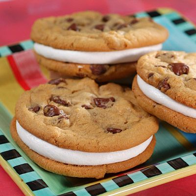 | Meals.com - Classic chocolate chip cookies are given a new twist ...