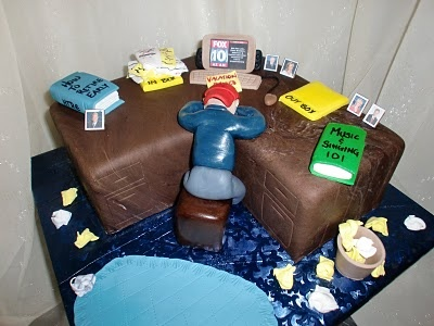 Cake Design Office : Funny Office Cakes Funny Cakes
