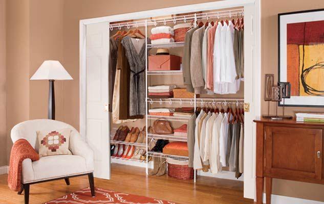 diy closet organization for the home pinterest